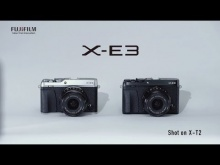 Embedded thumbnail for Fujifilm X-E3 Body Black