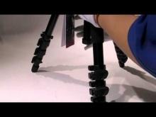 Embedded thumbnail for Manfrotto MK294A4-D3RC2 (4-секционный штатив 294 + трёхплоскостная головка 804RC2)